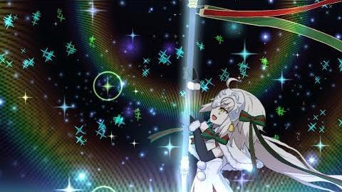 ジャンヌ・ダルク・オルタ・サンタ・リリィ 優雅に歌え、かの聖誕を