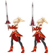 Mordred new np