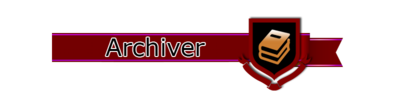 Archiver Banner