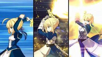 The Evolution of Excalibur's Beam