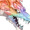 Rainbow Wyvern