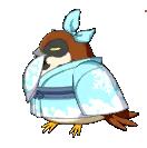 Sparrow01 yuki-onna