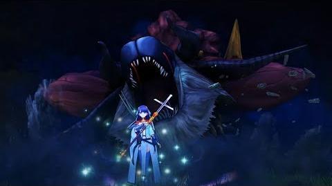 『Fate Grand Order Arcade』マルタ 愛知らぬ哀しき竜よ