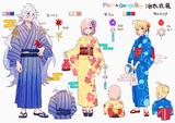 PlayCard Yukata Concept