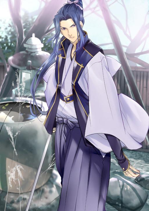 Sasaki Kojirō Fate Grand Order Wikia Fandom Powered By