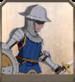 Zombie Medieval Icon