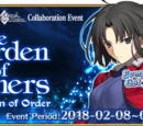 The Garden of Sinners Collaboration Event (US)