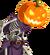 Pumpkin Head Icon