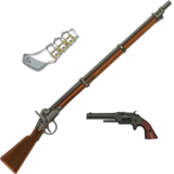 Hijikata firearms