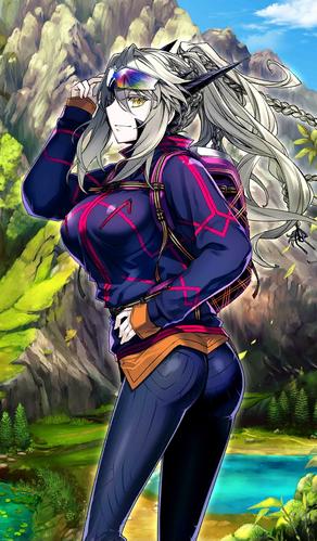 Heroic Spirit Traveling Outfit: Artoria Pendragon (Lancer