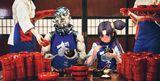 https://fategrandorder.fandom.com/wiki/File:Ushiwakamaru_and_Benkei_-_Wanko_Soba