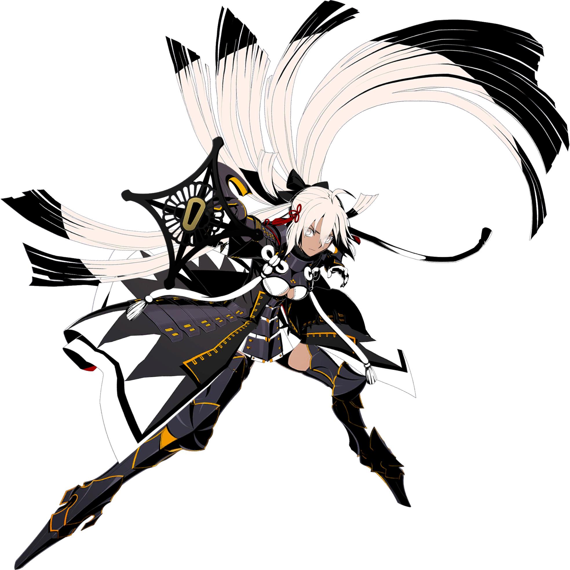 2Tnoz okita sōji (alter)   fate/grand order wikia   fandom
