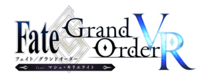 FGO VR Logo