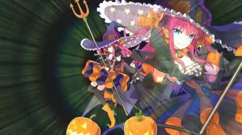 【FGO】【QFHD】 Elisabeth Bathory (Halloween) Caster - Noble Phantasm - Bathory Halloween Erzsebet