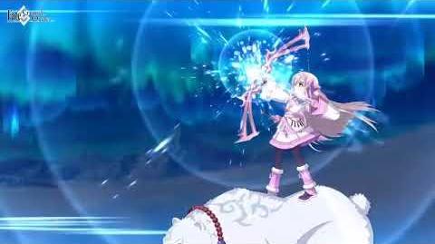 FATE GRAND ORDER JP Shitonai NP Animation