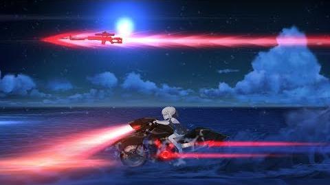 アルトリア・ペンドラゴン〔オルタ〕 不撓燃えたつ勝利の剣