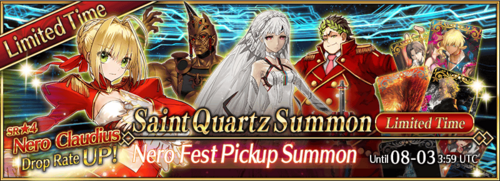 NeroFest Summon US