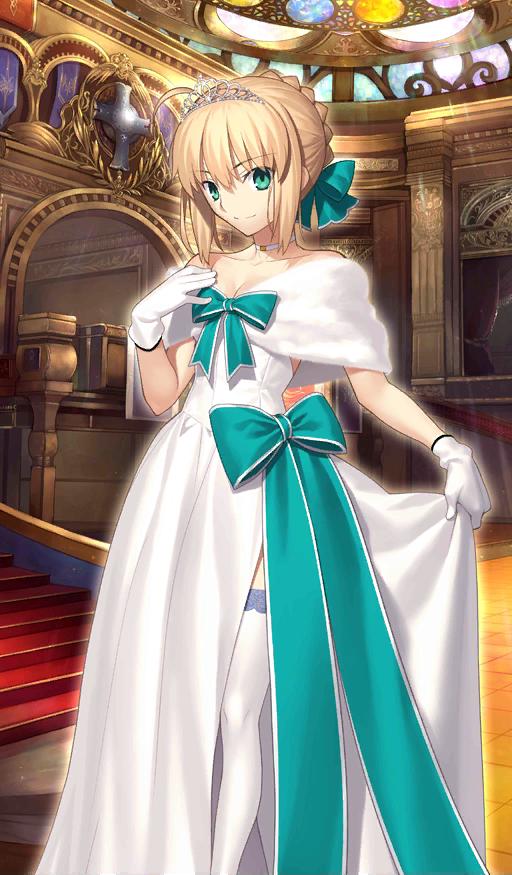 Heroic Spirit Formal Dress: Artoria Pendragon | Fate/Grand