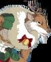 Reindeer ManIcon