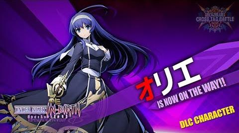 BlazBlue Cross Tag Battle Character Introduction Trailer 6