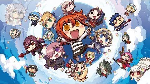 『マンガで分かる! Fate Grand Order(1)』単行本発売記念TVCM