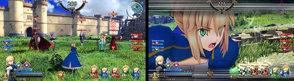 FGO Arcade Preview 2