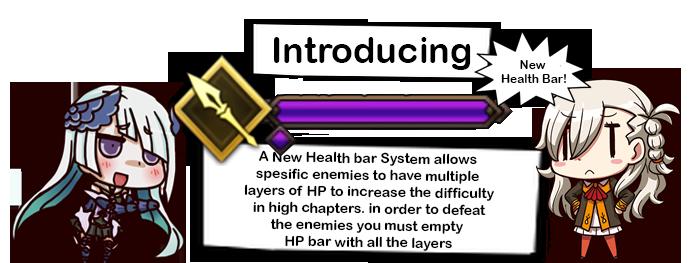 HP Bar System
