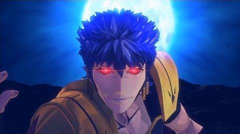 『Fate Grand Order Arcade』カリギュラ 我が心を喰らえ、月の光