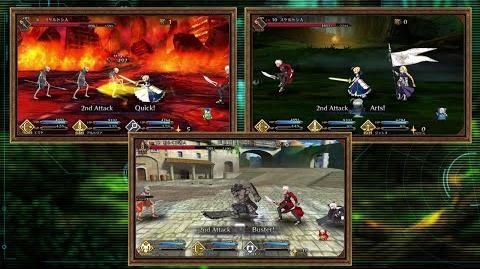 Fate Grand Order PV