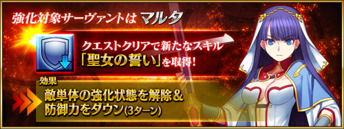 Saint Martha Strengthening