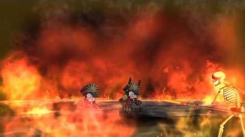 【Fate Grand Order】Chacha Noble Phantasm【FGO】茶々・宝具【FateGO】