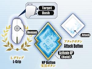FGO-Arcade-Translated-Controls