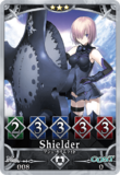 FGO-Duel Servant No8