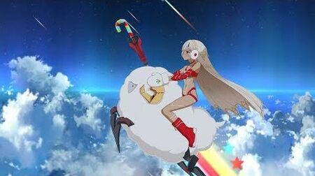 アルテラ・ザ・サン〔タ〕 聖夜の虹、軍神の剣