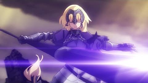 Fate Grand Order TV-CM 第3弾