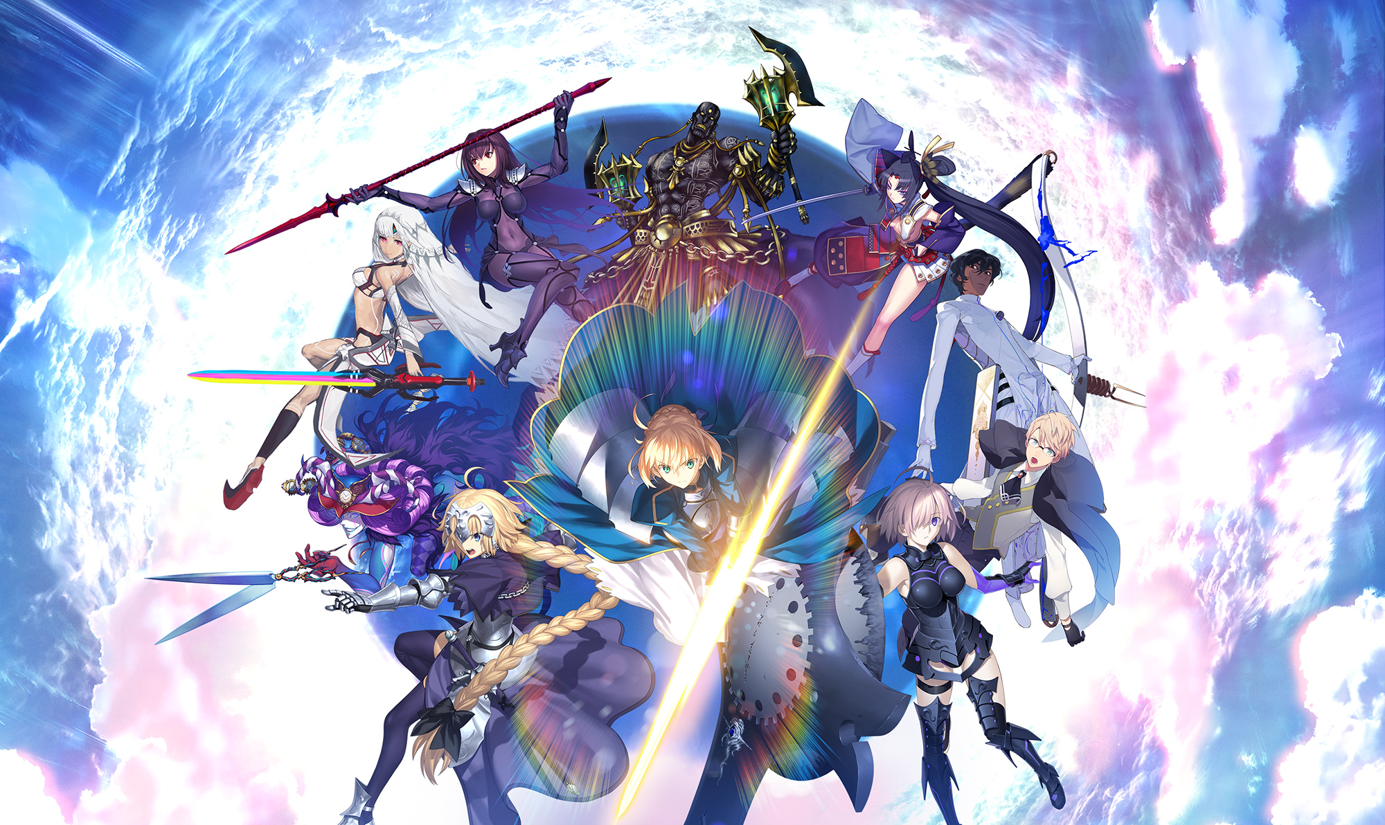 Main Quest | Fate/Grand Order Wikia | FANDOM powered by Wikia