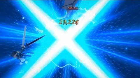 謎のヒロインX 無銘勝利剣