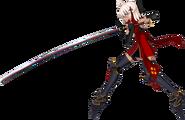 Okitalter battle pose