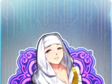 Nun of a Merciful Gaze and Warm Expression