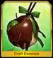 Applearrowchocolateicon