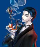 SherlockHolmes Illust05