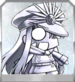 Silver Chibi Nobu Icon