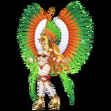 QuetzalcoatlSambaCostume1Sprite