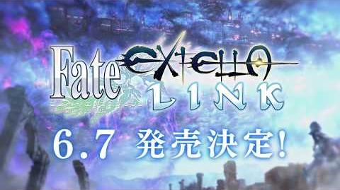 PS4 PS Vita『Fate EXTELLA LINK』発売日告知TVCM