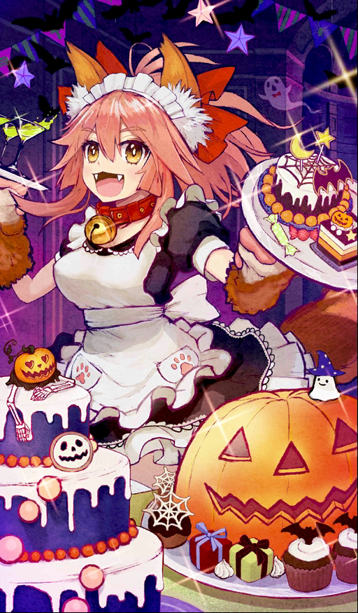 Maid in Halloween FateGrand Order Wikia FANDOM powered by Wikia