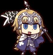 Ruler Jeanne dArc Official Render (April Fool)
