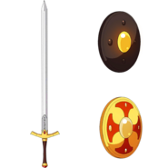 Boudica weapons