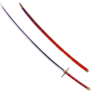 Chiyome sword 2