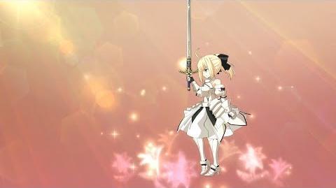 アルトリア・ペンドラゴン〔リリィ〕 勝利すべき黄金の剣
