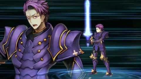 【Fate Grand Order】Lancelot (Saber) Noble Phantasm【FGO】ランスロット・宝具【FateGO】